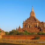 While Bagan is Myarnmar&#039;s number one tourist attraction its size means you can often find some quiet solitude. (Will Jackson)