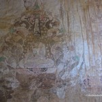 Inside Bagan&#039;s temples are some quite beautiful murals and frescos. (Will Jackson)