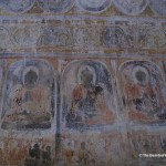 More ancient paintings inside the temples. (Will Jackson)